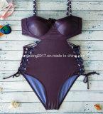 Traje de baño de una pieza Monokini de Swimwer de las mujeres al por mayor