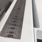 Machine solaire de taille du verre de porte de guichet de construction