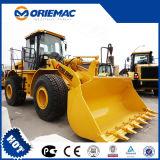 Malasia cargadora de ruedas de 5 toneladas de cargadores Chenggong CG958h