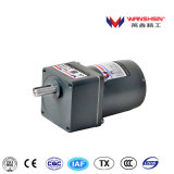 Motor des Wanshsin Geschwindigkeits-SteuerMotor/AC mit Gearhead Welle-Durchmesser 15mm