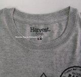 De grijze Lange T-shirt van de Koker voor Mensen