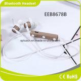 ステレオのBluetoothのヘッドセットのスポーツの耳のイヤホーン