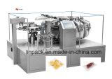 Роторная и автоматическая машина вакуума упаковывая