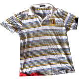 Grande maglietta di polo di estate degli uomini di formato