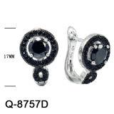 새로운 디자인 모조 보석 귀걸이 공장 도매