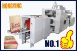Saco de papel kraft, máquinas de sacos de papel, saco de fazer a máquina