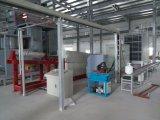 LPGのガスポンプのショットブラストのクリーニング装置