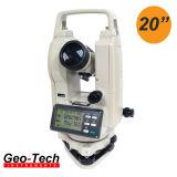 Elektronischer Theodolit-Digital-Theodolit für das Vermessen (GTH-20)