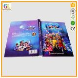 Книжное производство книга в твердой обложке рассказа детей