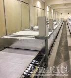 Maquinaria de fatura automática para as telhas flexíveis macias de alta qualidade