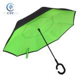 Keerde het Nieuwe Ontwerp van Shanghai Maydu Omgekeerde Paraplu voor Auto om
