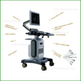 4D digital completo sistema de diagnóstico por ultrasonido Doppler Color FM-580c