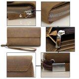 Стиле тонкий длинный Wallet Card Wallet для мужчины