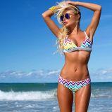 Heißer Verkaufs-gute Qualitätsfrauen-Bikini-Badeanzug