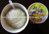 Frição que cozinha a linha de produção dos macarronetes de arroz
