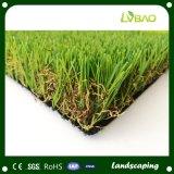 Sの形ヤーンの美化のための人工的な泥炭の草