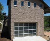 高品質の明確なか曇らされたポリカーボネートのガラスガレージのドア