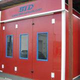 산업 색칠 장비 페인트 룸 차 버스 분무 도장 부스