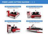 máquina do cortador do laser do metal da fibra 500W