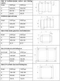 Folding Gluing Machine for Special Shape Corrugated Box China Best Quality (GK-1450PCS)