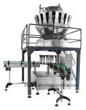 De automatische Roterende Standup Machine van de Verpakking van de Zak voor de Vloeibare Korrel van het Poeder