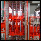 Machine de effectuer de brique complètement automatique de bloc concret de ciment