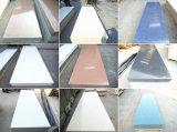 acrylique modifié par surface de solide de 6 12/20/30mm pour la partie supérieure du comptoir