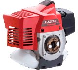Barriera Trimmer Powered da Kawasaki Engine (TJ23V) (GH-K27-01)