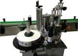 Machine à emballer adhésive automatique de point fixe de bouteille ronde
