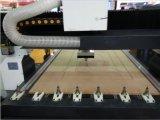 Grabador de madera del Atc del CNC, máquina de grabado de la puerta