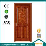 Porte en bois de modèle neuf pour la Chambre avec le modèle personnalisé (WDP5001)