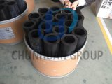 Schwarze Nylongefäße/Rohre