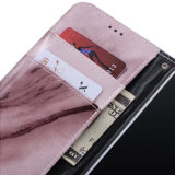 Geval van de Telefoon van de Portefeuille van de Toebehoren van het Leer van Pu het Mobiele voor iPhone X