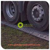 Berufsentwurf aufbereitete UHMWPE Upe Straßen-Bodenschutz-Matte