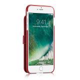 Горячая продажа хорошего качества Натуральная кожа крышки iPhone iPhone8 с держателем карты