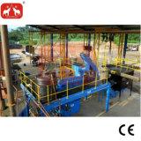 1-5t por hora profissional económica máquina de processamento de óleo de palma bruto