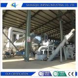 Wast Reifen bereiten Maschinen-überschüssige Gummipyrolyse-Pflanze auf