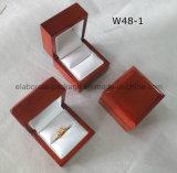 Kundenspezifische Hochzeits-hölzerner Schmucksache-Kasten