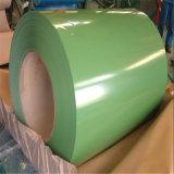 Prepainted bobina de aço galvanizado revestido de cor 0,4mm