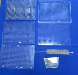 400 orifícios máquina de enchimento da cápsula de Manual para o tamanho da cápsula 00# para 4#