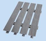 Barra d'acciaio di profilo di FRP Pultrusion&Pultrded che gratta con ad alta resistenza