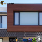 Rivestimento composito della parete del polimero di legno di alta qualità