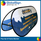 Shanghai Globalsign Venta caliente Pop-up de un marco de Banners