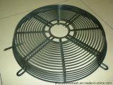 PVC recubierto de metal protector del ventilador