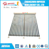 Collettore solare del condotto termico della valvola elettronica per il riscaldatore di acqua solare