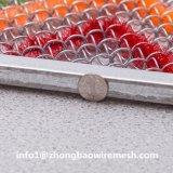 Циновка двери циновки стального провода Anti-Slip/циновки/Coir двери катушки
