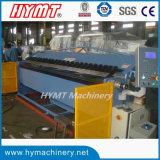 Caixa de aço hidráulica da bandeja do CNC W62K-3X3200 que dobra-se dando forma à maquinaria de dobra