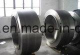 ステンレス鋼の熱い鍛造材はリングを造った
