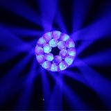 luz principal movente do diodo emissor de luz do B-Olho do olho do feixe B da lavagem do zoom de 19PCS 15W