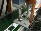 Tratamiento tratamiento de superficie de la Corona de película plástica de Plasma de la máquina
